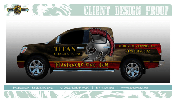vehicle wraps design tips what information should i put