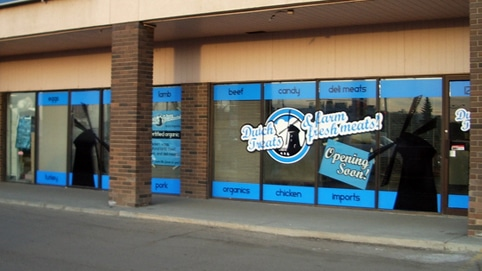 Liven Up The Front Of Your Store With Retail Window